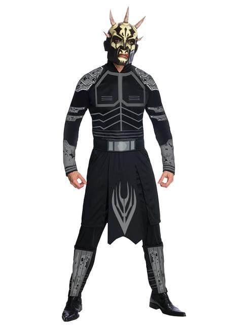 Savage Opress kostume til voksne The Clone Wars