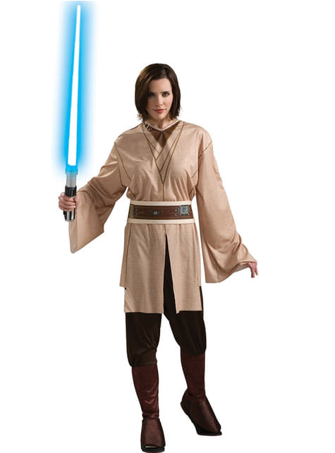 Star Wars Jedi Hölgy felnőtt jelmez