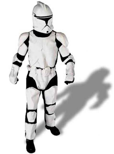 Fato de Clone Trooper Adulto