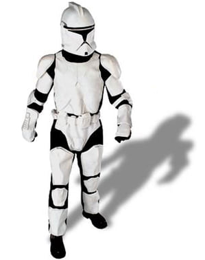 Adults Clone Trooper Costume