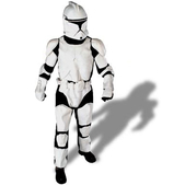 Disfraz de Clone Trooper Adulto