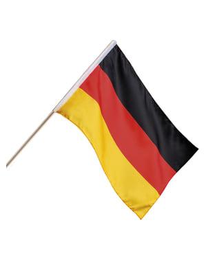 Bandeira de mão Alemanha