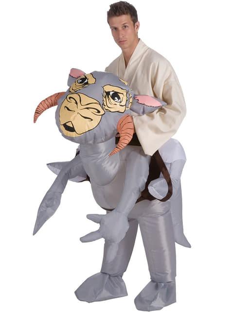 Disfraz de Tauntaun Star Wars hinchable Adulto