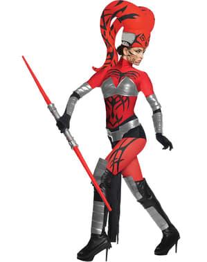 Disfraz de Darth Talon Star Wars Deluxe para mujer