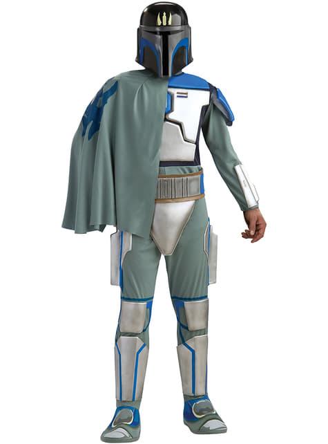 Disfraz de Pre Vizsla Star Wars Deluxe Adulto