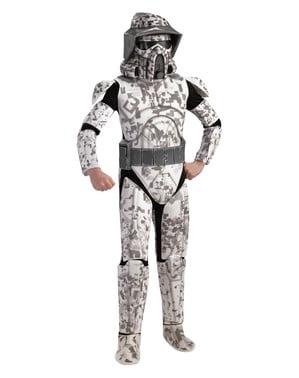 Costum Arf Trooper Star Wars Deluxe pentru băiat