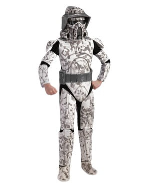 Déguisement d'Arf Trooper Star Wars haut de gamme pour garçon