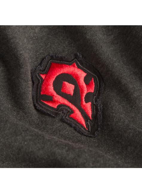 Bluza z zamkiem World of Warcraft Horda