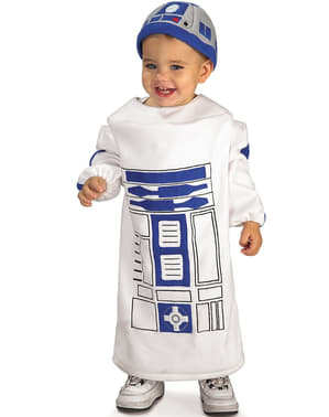 Costume R2D2 Star Wars bebè