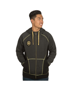 World of Warcraft Alliance hoodie with zipper