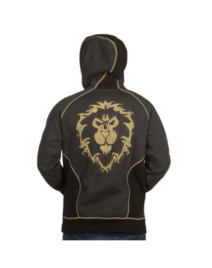 Sweat Zippé de World of Warcraft Aliance