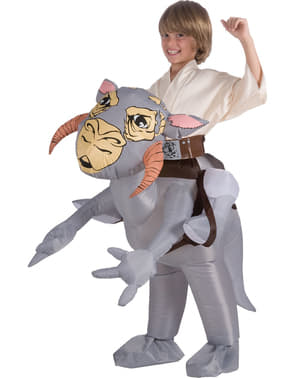 Star Wars Uppblásanlegur Tauntaun smábarn Costume