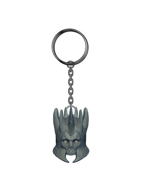 3D The Witcher Eredin Schlüsselanhänger
