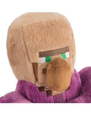 Minecraft भिक्षु ग्रामीण आलीशान खिलौना 30 सेमी