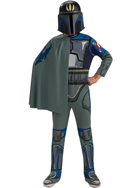Costum Pre Vizsla Star Wars pentru copii