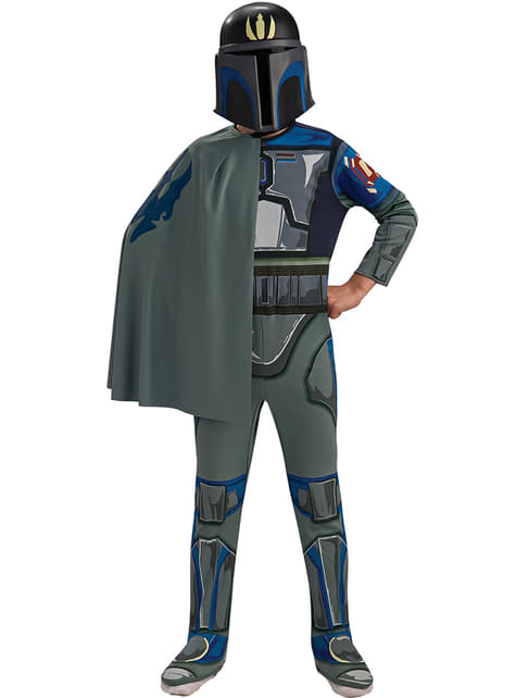 Disfraz de Pre Vizsla Star Wars infantil