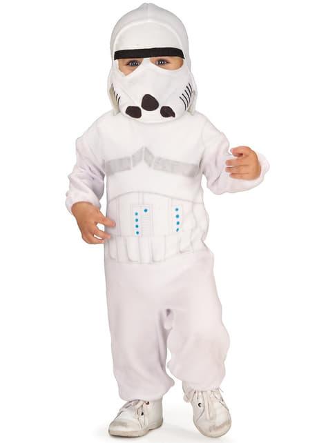 Fato de Stormtrooper bebé