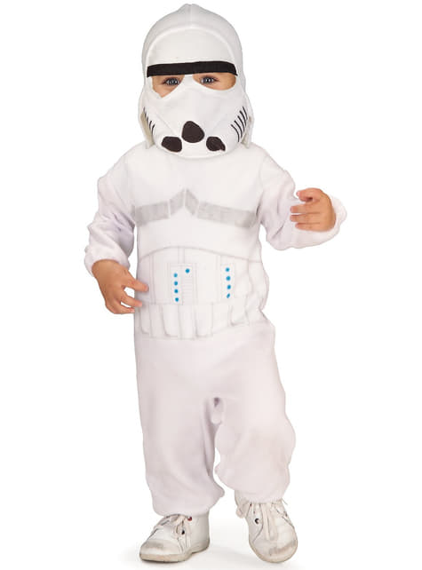 Kostým pro nejmenší stormtrooper