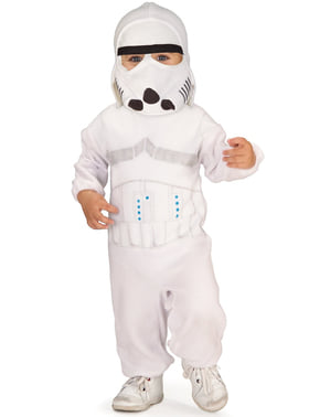 Costum Stormtrooper bebeluși