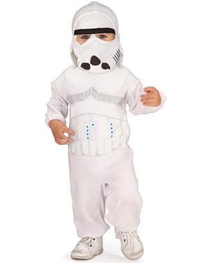 Stormtrooper kostuum voor baby