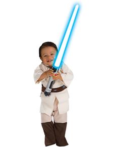 Disfraz de Obi-Wan Kenobi bebé
