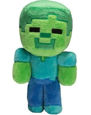 Minecraft baby zombie boneka mainan kecil