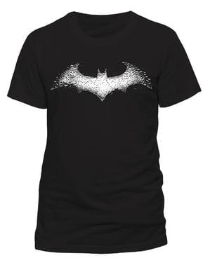 Maglietta di Batman Bats Logo