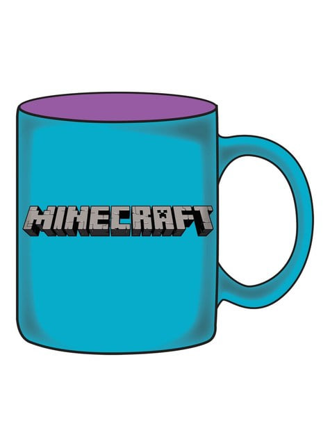 Taza de Minecraft Zombi - oficial