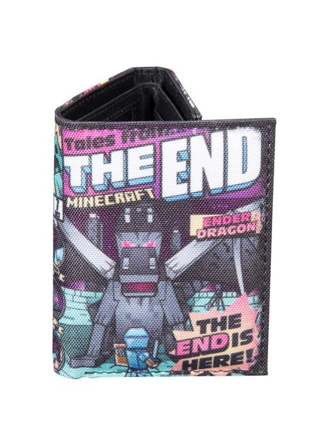 Cartera de Minecraft Tales from the End