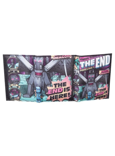 Cartera de Minecraft Tales from the End - oficial