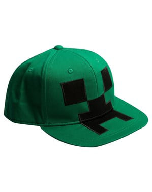 Casquette Minecraft Creeper Mob