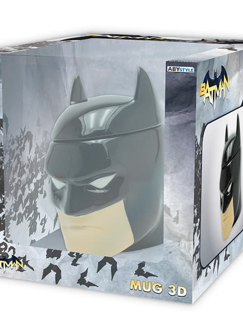 Taza de Batman 3D - oficial