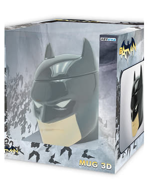 Taza de Batman 3D