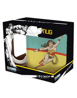 Mug Wonder Woman Comic