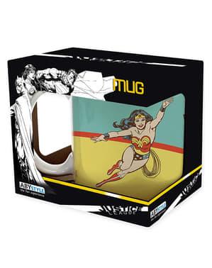 ワンダーウーマンコミックマグカップ