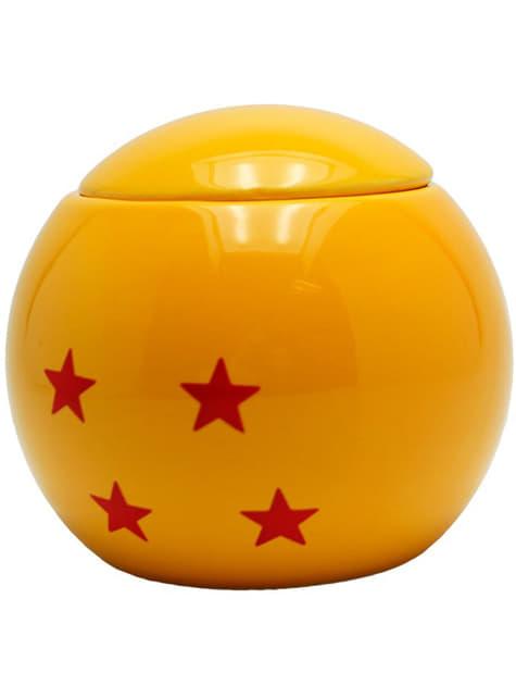 Dragon Ball Crystal Ball 3D mug
