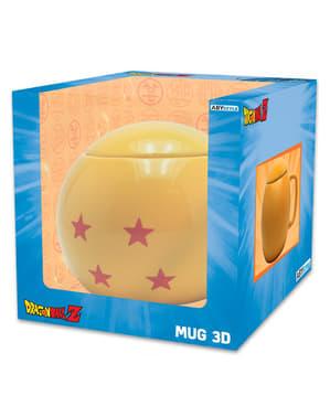 Hrnek 3D Dragon Ball křišťálová koule
