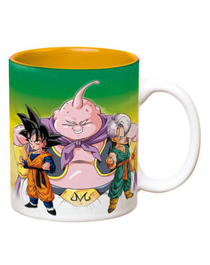 Goten and Trunks Dragon Ball muki