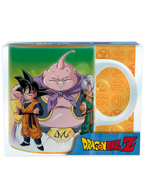 Taza de Goten y Trunks Dragon Ball