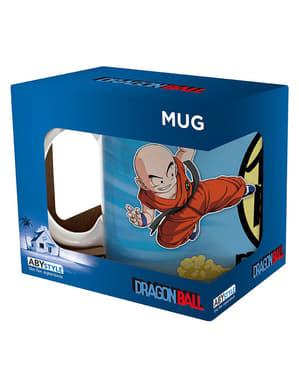 Taza de Goku y Krilin Dragon Ball
