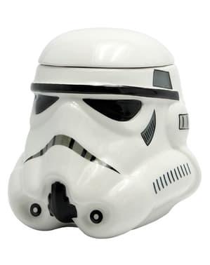 Taza 3D de Stormtrooper Star Wars