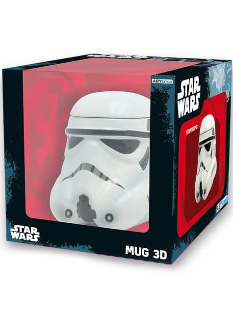 Stormtrooper Star Wars 3D mug
