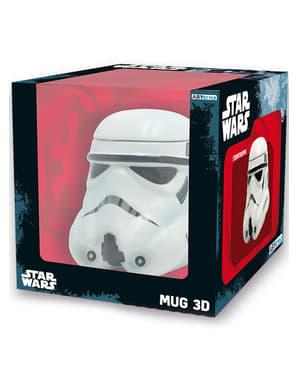 ספל 3D מלחמות stormtrooper כוכב