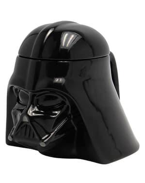 Caneca de Darth Vader 3D