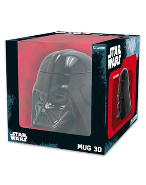 Cană 3D Darth Vader