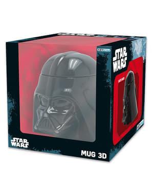 Taza 3D de Darth Vader