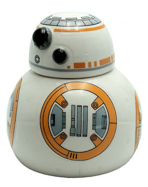 BB-8 3D чаша