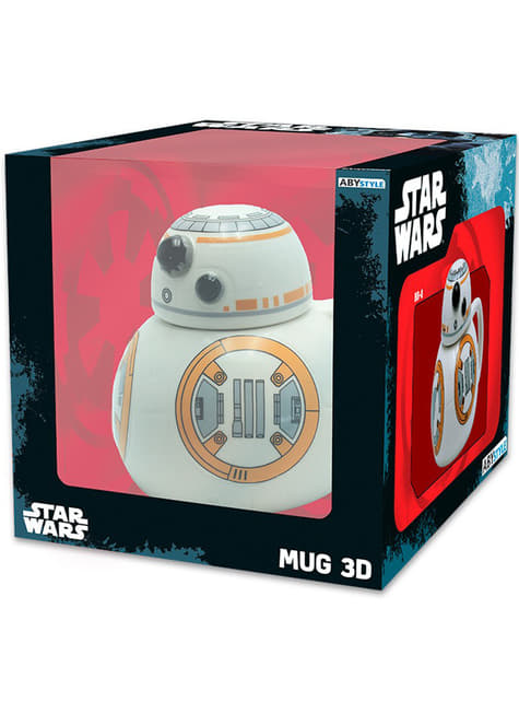 BB-8 ספל 3D