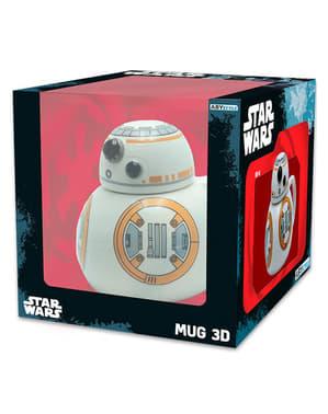 BB-8 3D hrnek