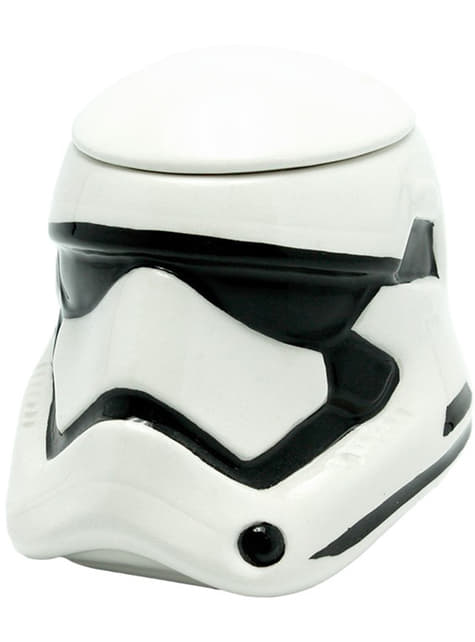 Taza 3D de Stormtrooper Star Wars: Episodio VII